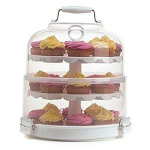 pl8 cupcake carrier & display