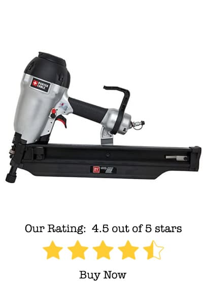Porter Cable FR350B Framing Nailer Review