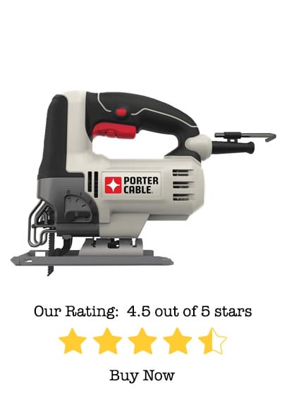porter-cable pce345 jigsaw review