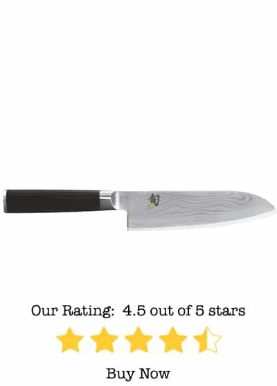 shun dm0702 classic 7-inch santoku knife review