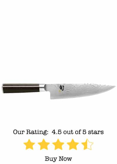 shun dm0706 classic 8 inch chefs knife review