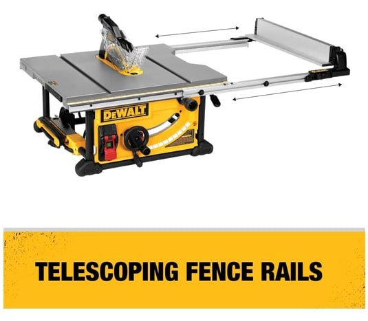 telescoping fence system