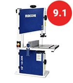 10 in deluxe band saw