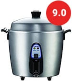 11 cup stainless steel rice cooker