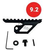 aim sports tacbro inc m-14.m1a scope mount /v2, black