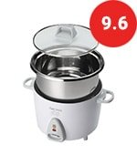 aroma stainless 3 cup rice cooker