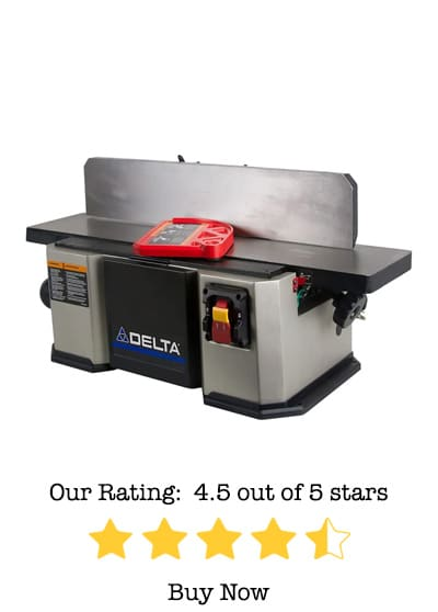 delta 37-071 benchtop jointer review