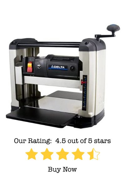 delta power tools 22-555 thickness planer review