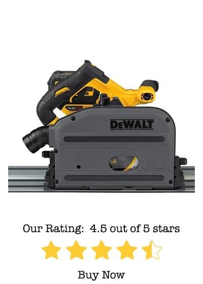 dewalt flexvolt 60v max track saw