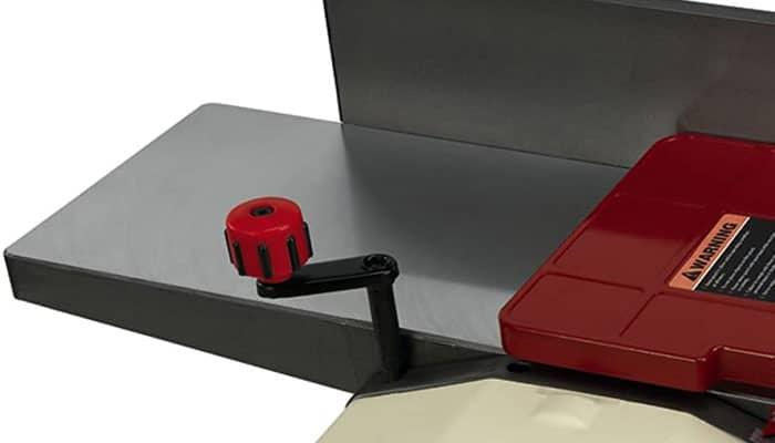 cord wraps and ergonomic knobs