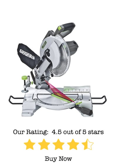 genesis gms1015lc compound miter saw review