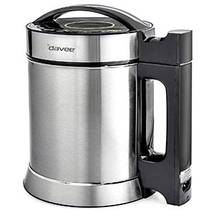 idavee automatic hot soy milk maker