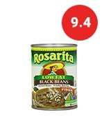 rosarita low fat refried black beans