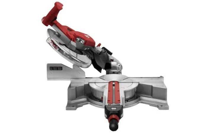 milwaukee sliding dual bevel miter saw review
