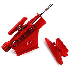 ms jumpper adjustable fletching jig straight and helix tool