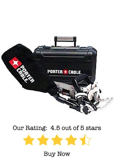 porter-cable 557 plate joiner review