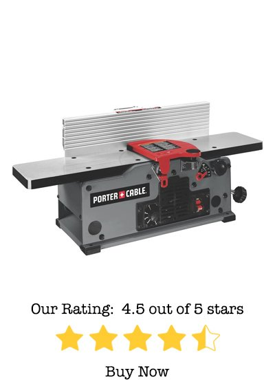 porter-cable pc160jt benchtop jointer review