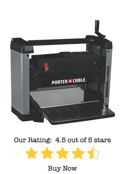 porter-cable pc305tp thickness planer review
