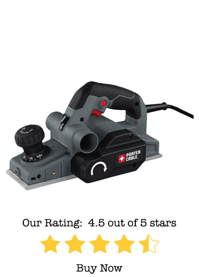 porter-cable pc60thp hand planer review