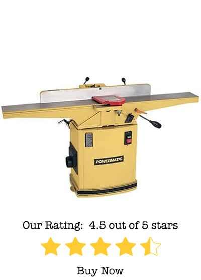 powermatic 54a deluxe jointer review