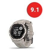 garmin instinct, outdoor watch with gps