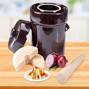 seeutek fermentation crock jar