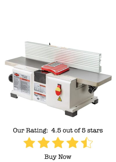 shop fox w1829 benchtop jointer review