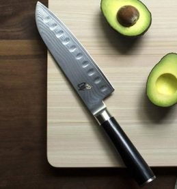 shun dm0718 classic knife