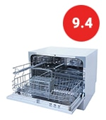 spt sd-2224ds countertop dishwasher