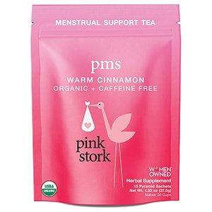 organic healthy cycle women's tea, 16 tea bags (pack of 6)