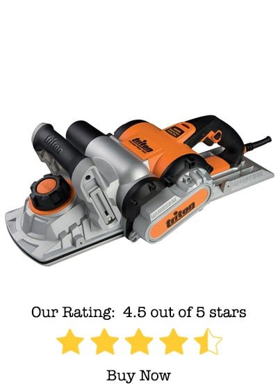 triton tpl180 1500w triple-blade planer review