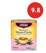 yogi teas woman's moon cycle organic tea, 16 count