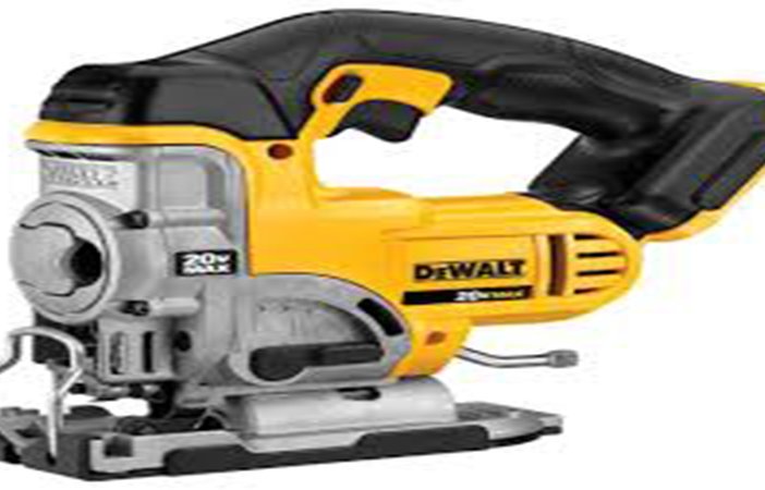 dewalt 20V max cordless jigsaw