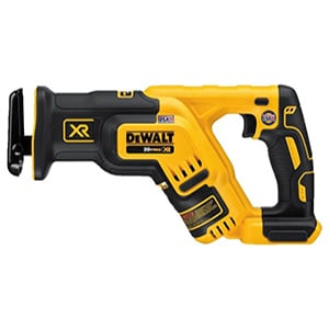 dewalt 20v max xr reciprocating saw, compact, tool only