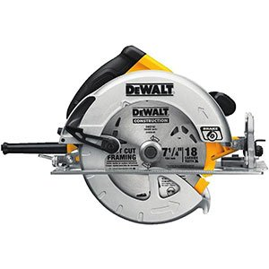 dewalt circular saw with electric brake