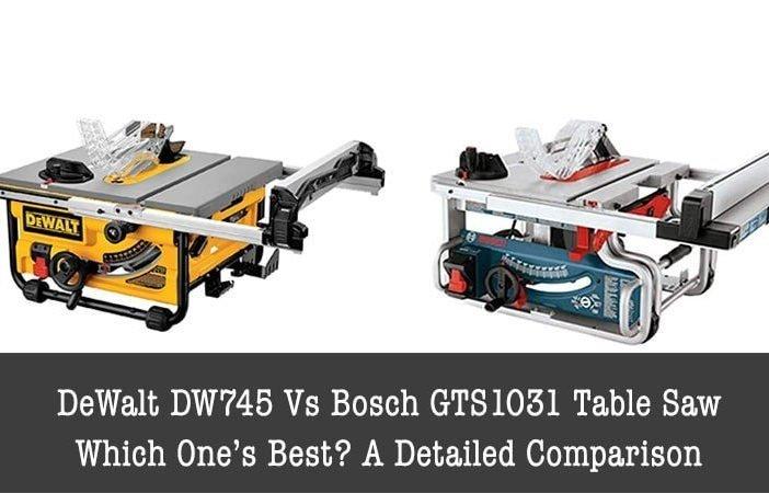 dewalt dw745 vs bosch gts1031