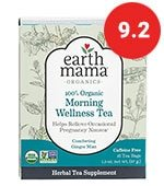 earth mama tea bag