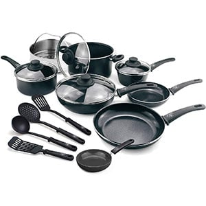 non-stick cookware set