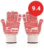 high heat resistance oven gloves