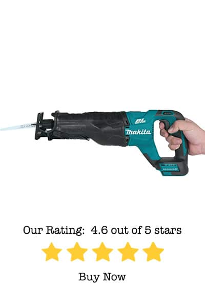 makita xrj04z 18v lxt cordless reciprocating saw review