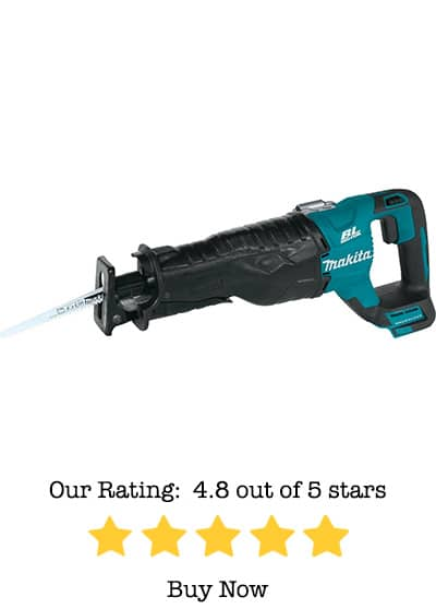 makita xrj05z 18v lxt cordless reciprocating saw review
