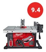 milwaukee electric table saw
