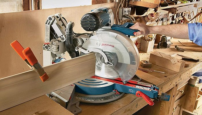 choosing the correct miter saw