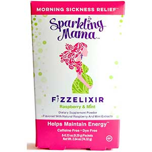 sparkling mama morning sickness relief