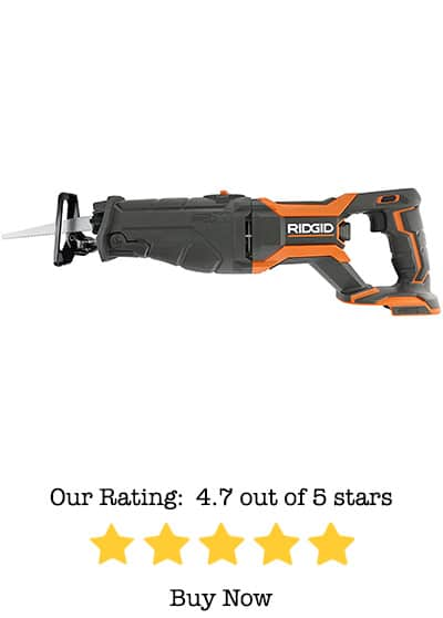 ridgid r8642 18v cordless reciprocating saw review
