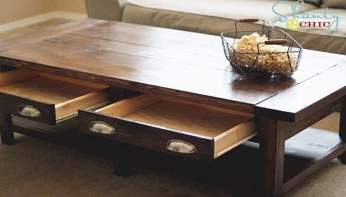 benchright coffee table