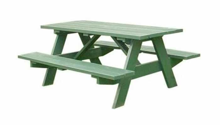 bob's classic picnic table