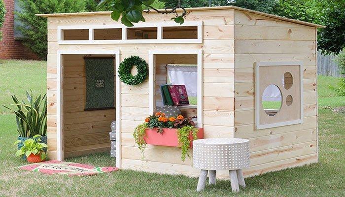 diy playhouse plans