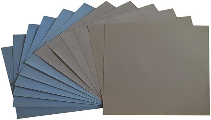 extra coarse sandpaper