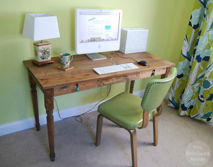 farmhouse style desk